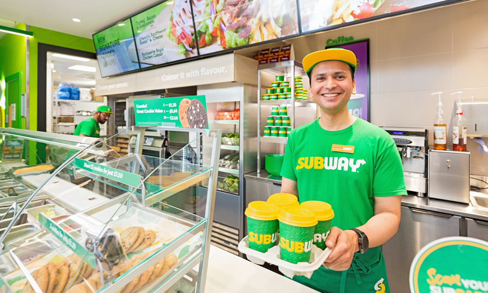 Subway become an owner