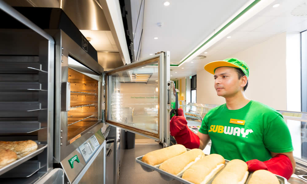 Subway suppliers and equipment